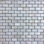 15x30mm White Brick