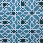 8X8 Tangier Dark Green