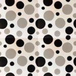 8X8 Bubbles Light Gray