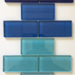 Glass Tile Mosaic 2X4, 4X12