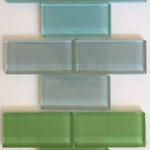Glass Tiles Mosaic 2X4, 4X12
