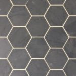 Hexagon Bardiglio Polished