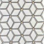HP Diamond Cube White Famble