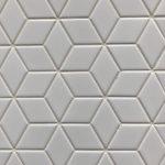 HP Diamond Cube White Mat