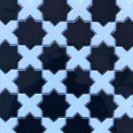 HP Star Cross Black White