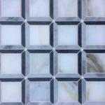 IM 3D Square Calacatta Carrara Bardiglio