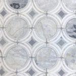 Pompey Bluette Thassos Carrara Bardiglio