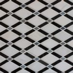 SR Lattice Moonstone / Bluestone / Thassos, Polish