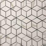 Statuario Diamond Cube