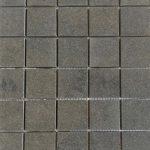 Steel Gray 2X2 2X4 1X3 Herringbone 3 Inch Hexagon Diamond Cube