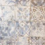 Cottobello Blu Decor Mix 8X8