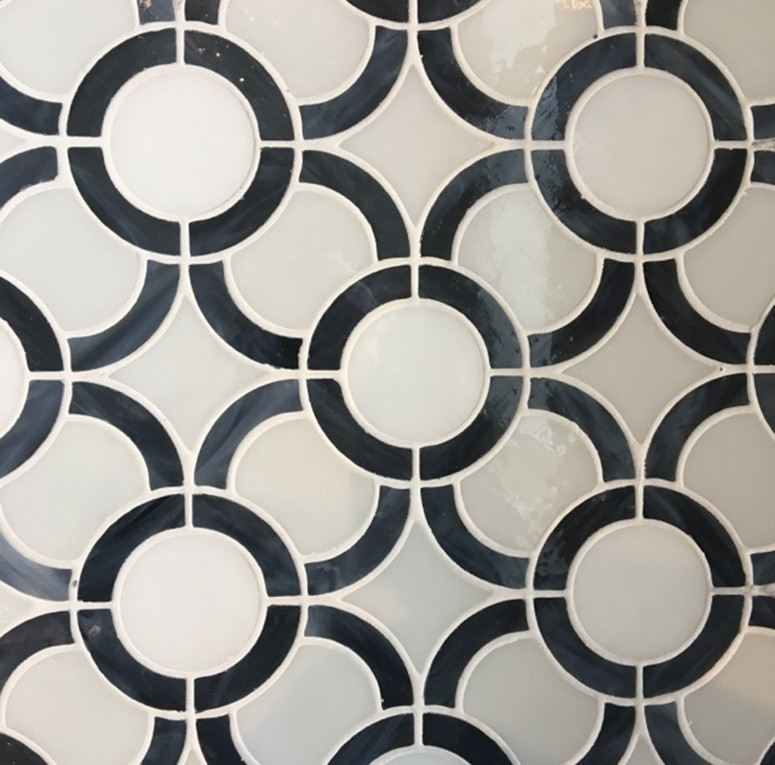 Mother Of Pearl Stained Glass Toronto Tiles Saltillo