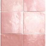 5X5, 2X8 Artisan Rose Mallow