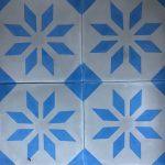8X8 Blue Star