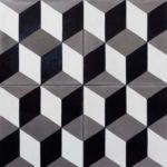 8X8 3D Cubic Diane