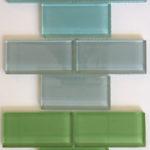 Glass Tiles Mosaic 2X4, 4X12