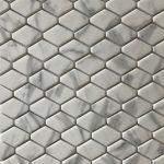 RG Long Hexagon Carrara