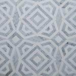 Snowflake White Thassos White Carrara