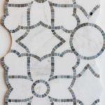 YA Spanish Cross Oriental White Moonstone Polish
