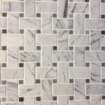Basketweave Carrara Moostone