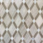 Lattice Wooden White